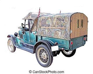 Unusual Looking Truck