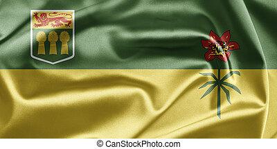 Flag of Saskatchewan - Excellent vivid images of flags for...