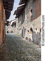Ricetto of Candelo Biella, Italy - Ricetto of Candelo...