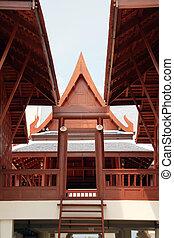 house - Thai style house