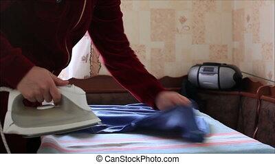 ironing 4