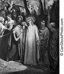 The Kiss of Judas - 1) Le Sainte Bible: Traduction nouvelle...