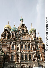Church of Savior on Spilled Blood - The Church of the Savior...