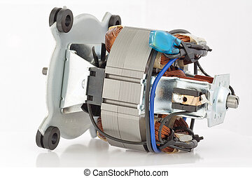 Old electric device - Old Electric motor from home device....