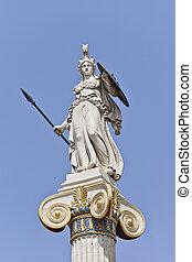 Grec, déesse,  Athéna