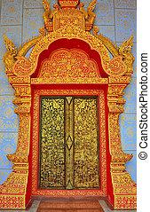 Thai Northern Door