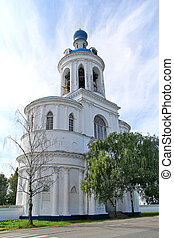 Svyato-Bogolyubsky nunnery - Gate bell tower of...