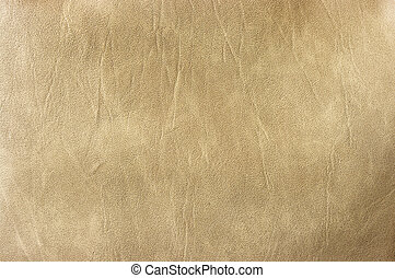 Beige leather texture - Beige leather for background usage