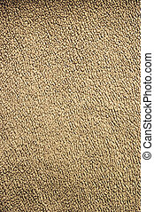 Brown fleece texture