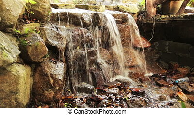 waterfall - decorative waterfall