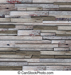 Wood Panel Background - Old Wood Texture Panels Background