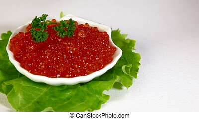 Caviar - Red Caviar, Closeup