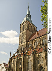 StAndreas Kirche in Hildesheim