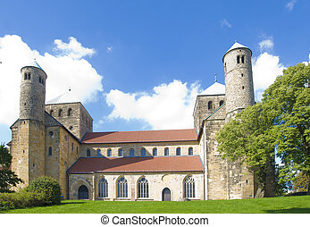 St. Michaelis Kirche in Hildesheim