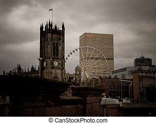 Landmarks of Manchester City Centre - Popular Landmarks in...