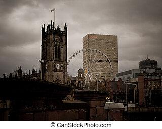 Landmarks of Manchester City Centre - Popular Landmarks in...
