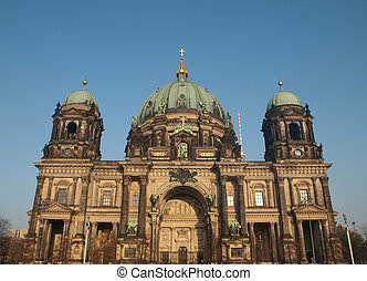 Supreme parish and collegiate church Berlin Germany