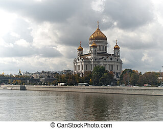 Church of Christ the Redeemer in Moscow