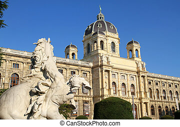 The Museum of Natural History in Vienna - The Museum of...