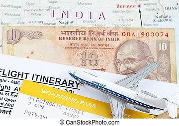 viaggio, India