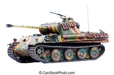 quot;Pantherquot; tank - German tank Panther in World Wa II...