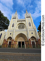 Cathedral in Guayaqui, Ecuador - The Metropolitan Cathedral...