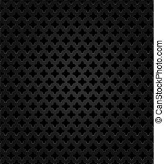 Abstract metal dark background