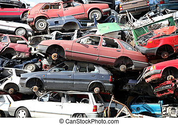 Recycling Cars - recycling old cars in Germany