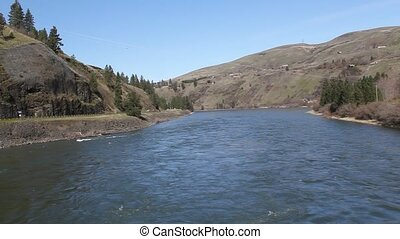Clearwater River In Idaho - This river is where people from...