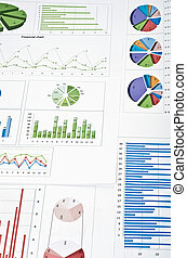 Charts and diagrams