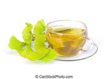 tea ginkgo 10