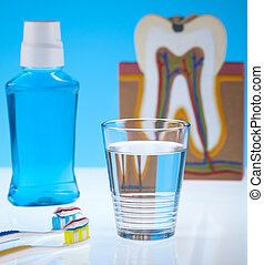 Dental health care  - Dental health care objects