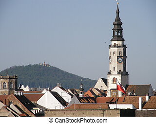 Panorama Goerlitz - City Hall in Goerlitz