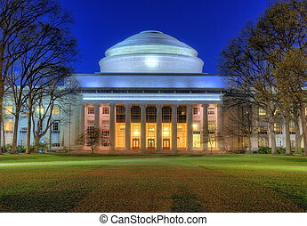 MIT - Great Dome of the Massachusetts Institute of...