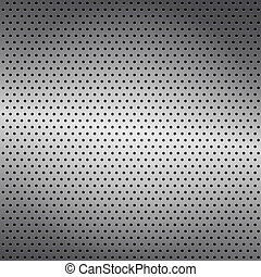 Metal background, vector eps10 illustration