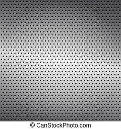 Metal background, vector eps10 illustration