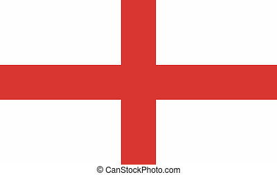 English flag - flag of England