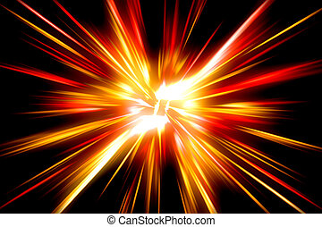 explosion background - nice explosion background generated...