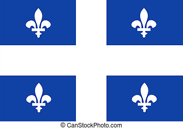 quebec flag - very big size quebec province flag...