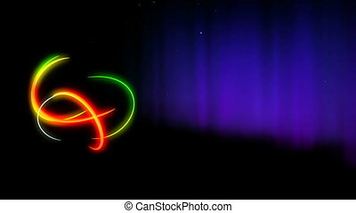 aurora - image of aurora background