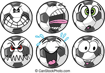Soccer emotion Sports Icons