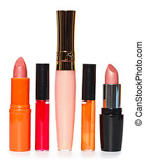 cosmetics and make-up products