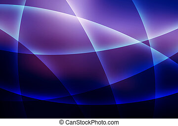Soft Purple Lines Background