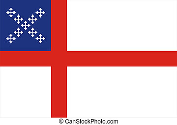 episcopal flag - very big size episcopal church flag...