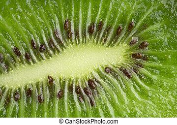 fresh kiwi background