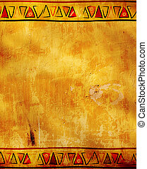 African national patterns