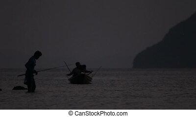 Fisherman and the Sea