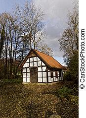 Gellenbecker mill in Hagen, Germany