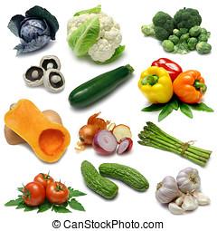 vegetal, Dechado, Uno
