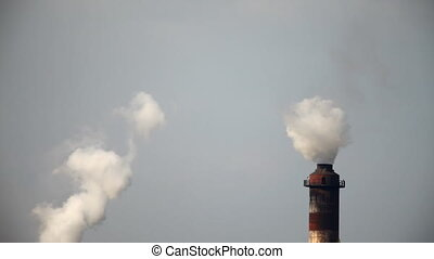 Smoke - Smoking chimneys